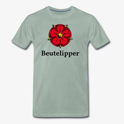 Beutelipper - Lippische Rose - Männer Premium T-Shirt