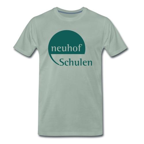 Logo neuhof Schulen - Männer Premium T-Shirt