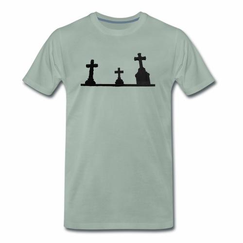 Tri-croix - T-shirt Premium Homme