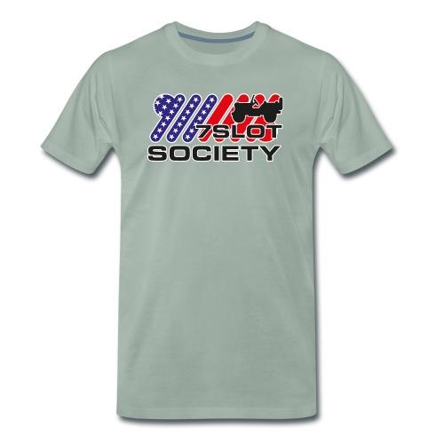 The 7 Slot Society - Männer Premium T-Shirt