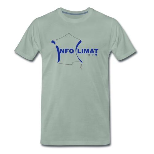 logo simplifié - T-shirt Premium Homme