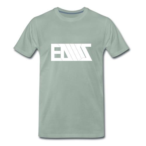 Black T-shirt EDMS - Men's Premium T-Shirt