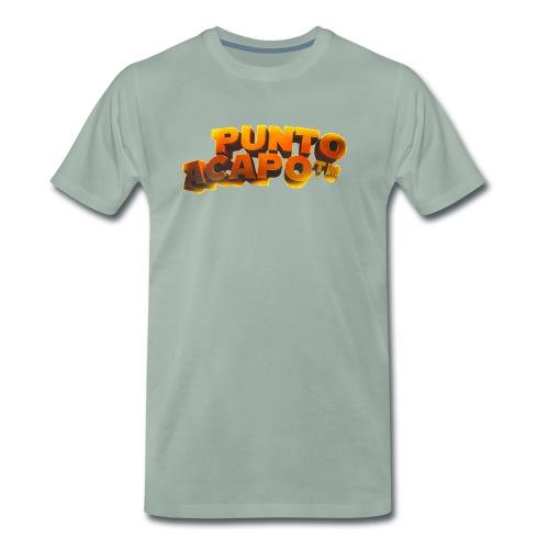 Maglietta PuntoACapo- Original Design- - Men's Premium T-Shirt