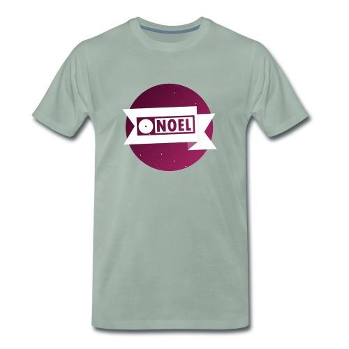 Round, Pink [N] - Men's Premium T-Shirt