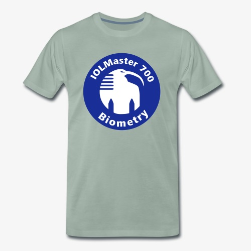 2018-08-07_IBIS-Logo-eps - Männer Premium T-Shirt