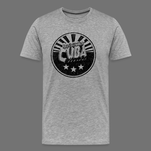 Cuba Libre (1c black) - Männer Premium T-Shirt
