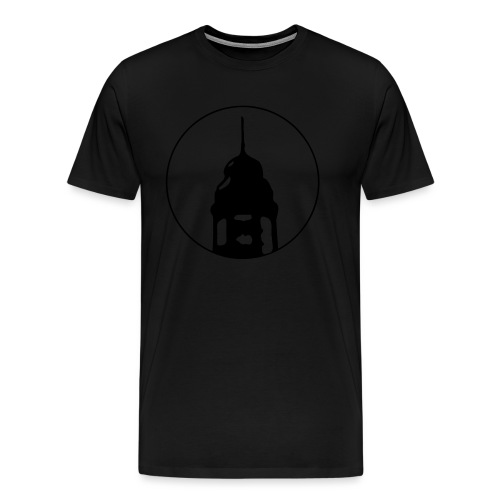 Neckarstadtblog Logo - Männer Premium T-Shirt