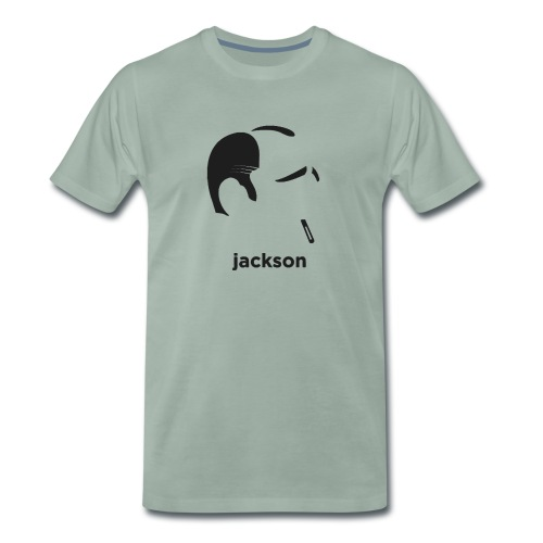 Jackson Pollock - Maglietta Premium da uomo