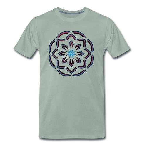 Spirograph 2 - Männer Premium T-Shirt
