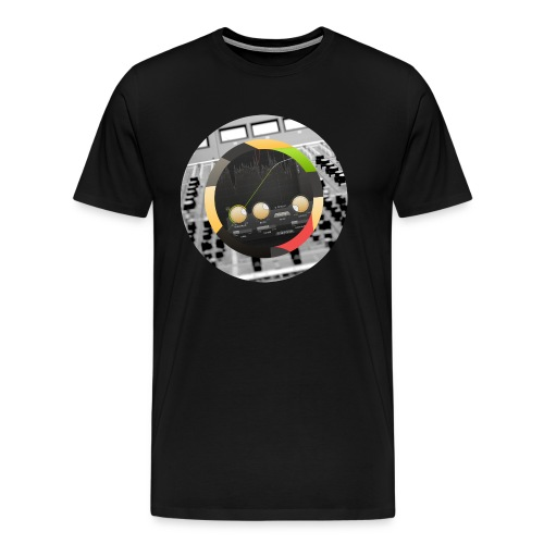 FabFilter Pro-C 2 Circle - Men's Premium T-Shirt