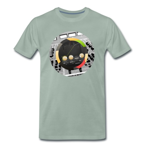 FabFilter Pro-C 2 Circle - Men's Premium T-Shirt