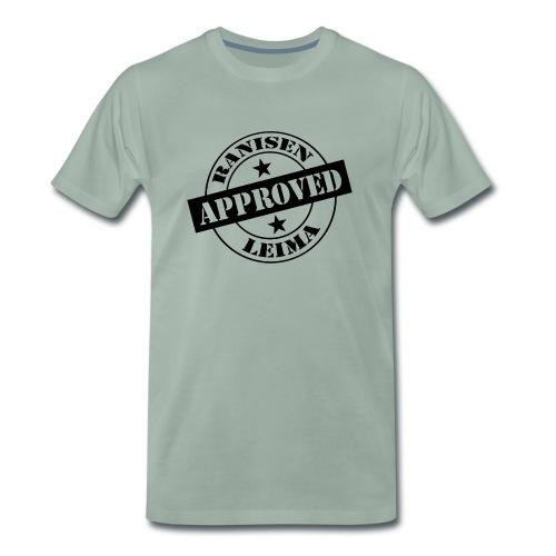 RANISEN LEIMA - Miesten premium t-paita