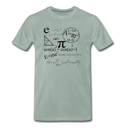 matematicas // math - Camiseta premium hombre