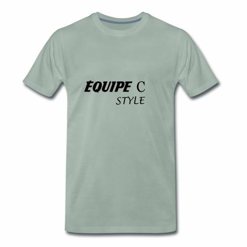 EQUIPE Cnoir - T-shirt Premium Homme