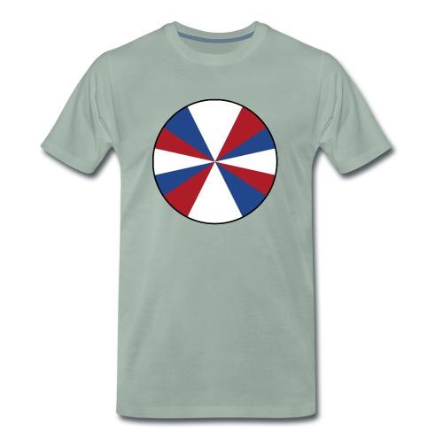 Geuzenvlag NL Nederland - Mannen Premium T-shirt