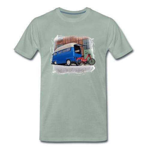 Estafette Prête à charger la mob ! - T-shirt Premium Homme