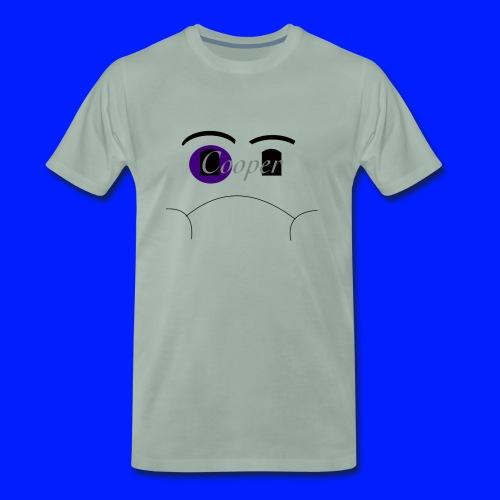 black eye - Premium-T-shirt herr