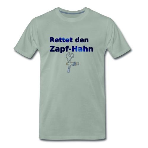 Rettet Zapfahn BG - Männer Premium T-Shirt