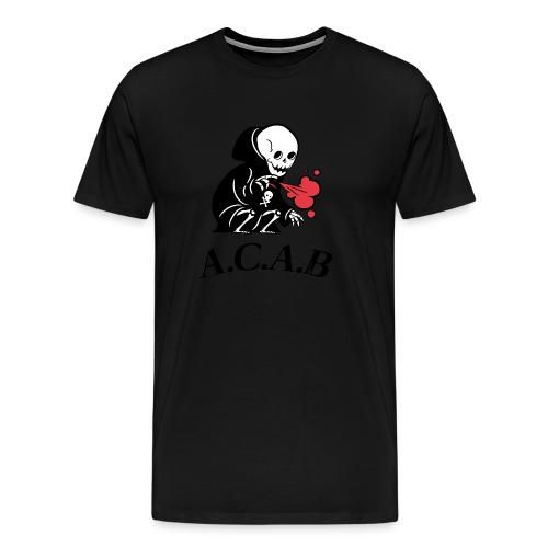 la mort - T-shirt Premium Homme