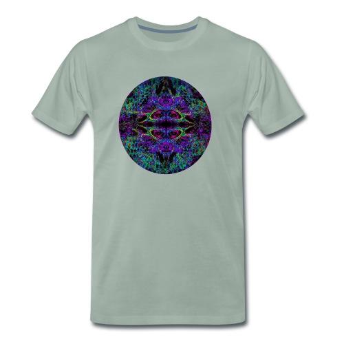 Psychedelic Mandala II - Männer Premium T-Shirt