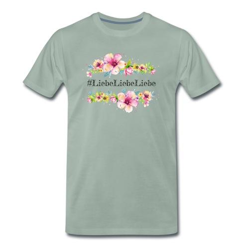 liebeliebeliebe - Männer Premium T-Shirt
