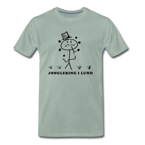 JongleringILund_herr - Premium-T-shirt herr