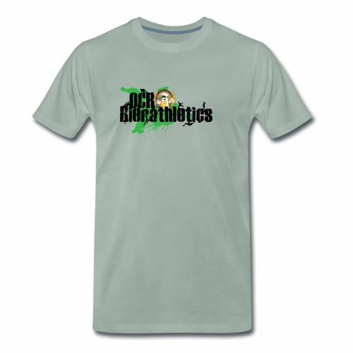 Bierathletics - Männer Premium T-Shirt