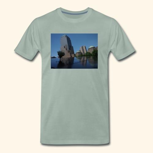 Rosa del ricordo - Maglietta Premium da uomo