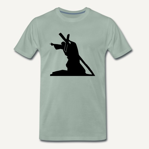 Sursum corda 3 - Koszulka męska Premium