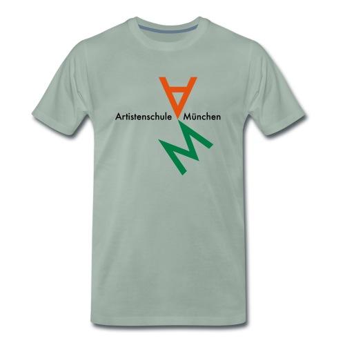 orangegruen s klein - Männer Premium T-Shirt