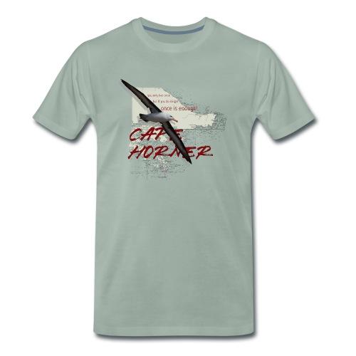 capehorner - Männer Premium T-Shirt