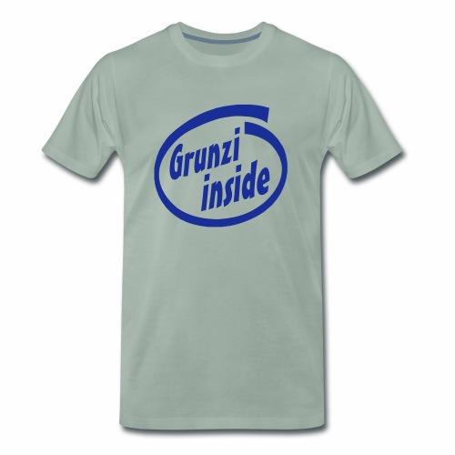 grunziinside - Männer Premium T-Shirt