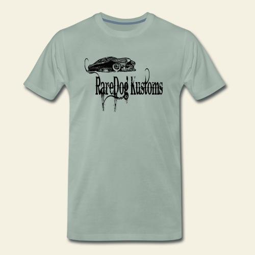 rd kustoms typed - Herre premium T-shirt