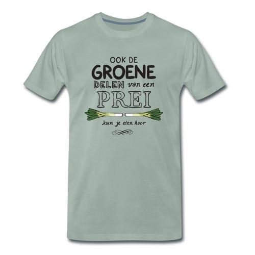 Prei - Mannen Premium T-shirt