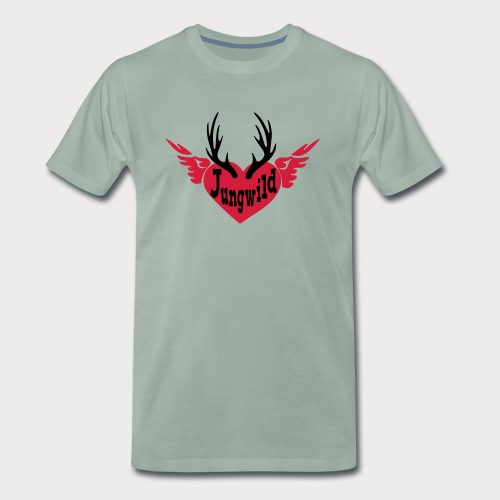 jungwild - Männer Premium T-Shirt