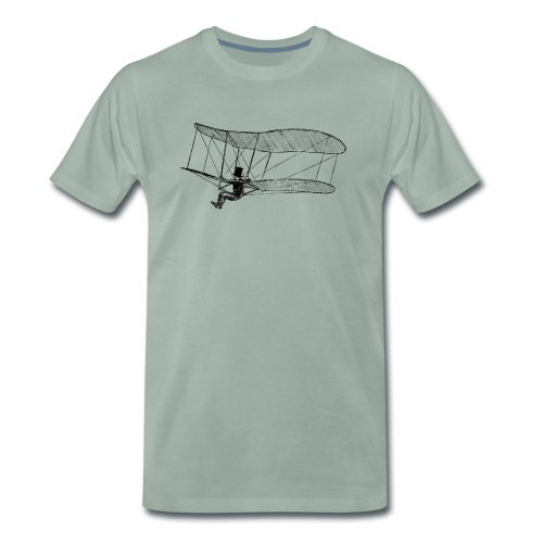 Goodman First Fly - Maglietta Premium da uomo