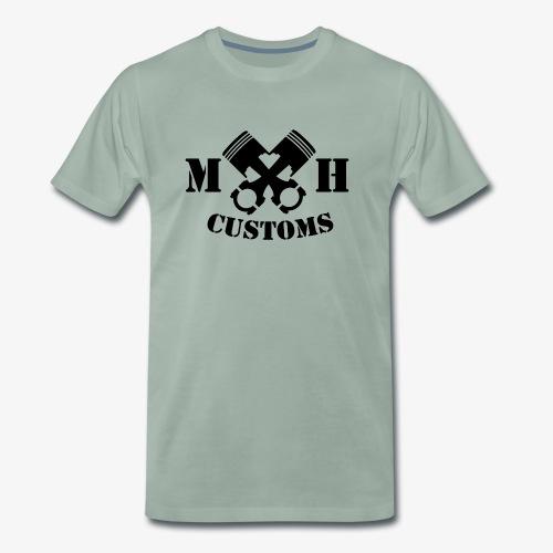 MH Customs - Mannen Premium T-shirt