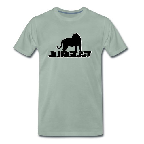 N4B Junglist Design - Maglietta Premium da uomo