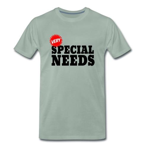 Specialneeds - Männer Premium T-Shirt