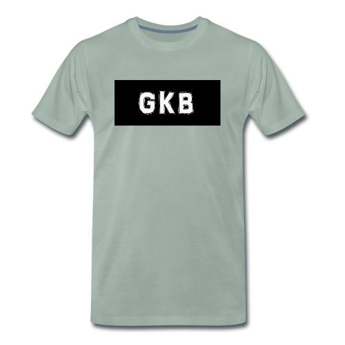gekke boys shirt - Mannen Premium T-shirt