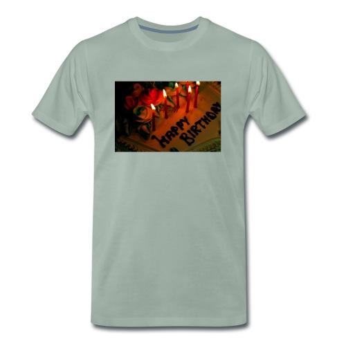 happy Birthday - Men's Premium T-Shirt