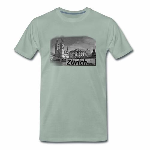 Zürichinsider - Männer Premium T-Shirt