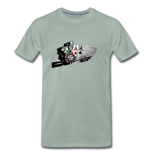 allinwear - T-shirt Premium Homme