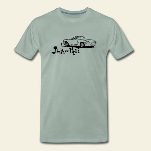 mx5 nb - Herre premium T-shirt
