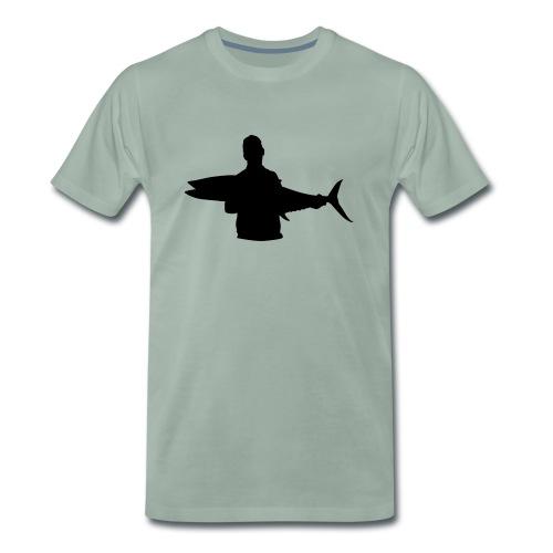 Angeln 13 - Männer Premium T-Shirt