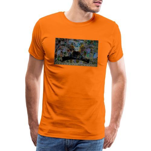 Mojitos Azul (b jade) - Men's Premium T-Shirt