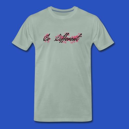 be_different - Maglietta Premium da uomo