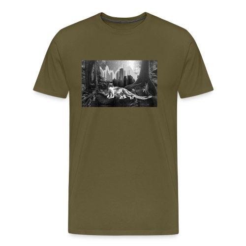 Fossa & Jungle - Men's Premium T-Shirt