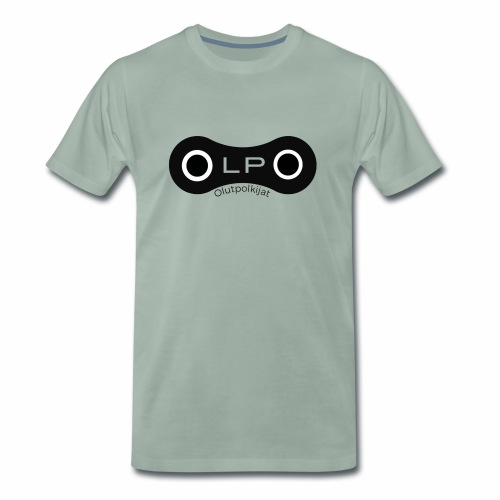 OLPO - Miesten premium t-paita