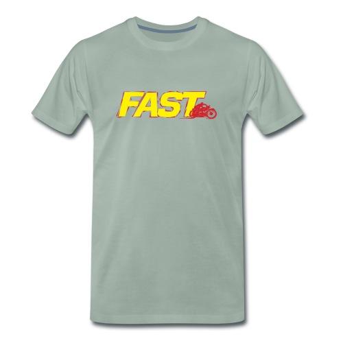 Fast_6 - Maglietta Premium da uomo